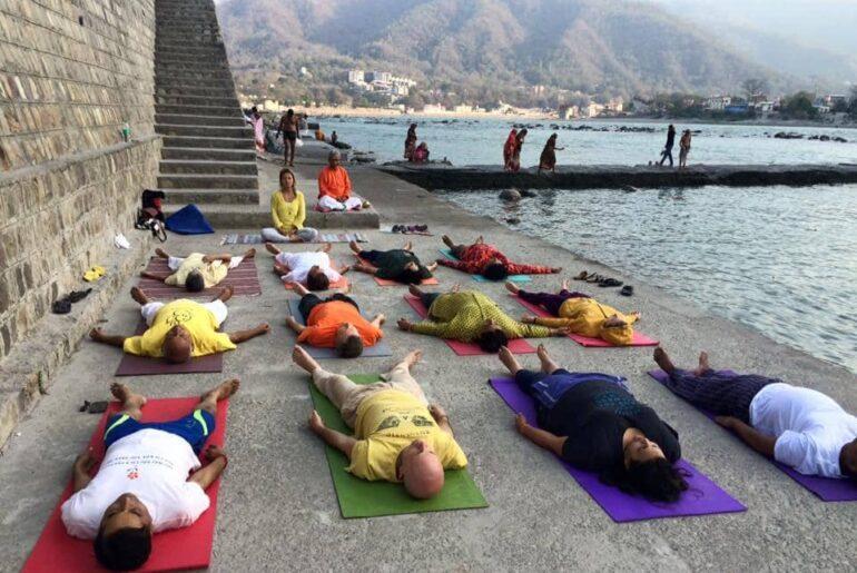 Free Yoga Classes in Sivananda Ashram Rishikesh