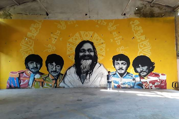 The Beatles in India, the doucumentry