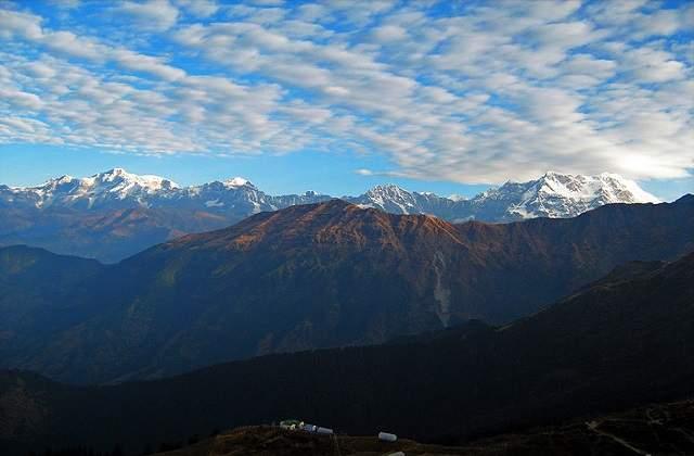 chopta tungnath trek tour form rishikesh