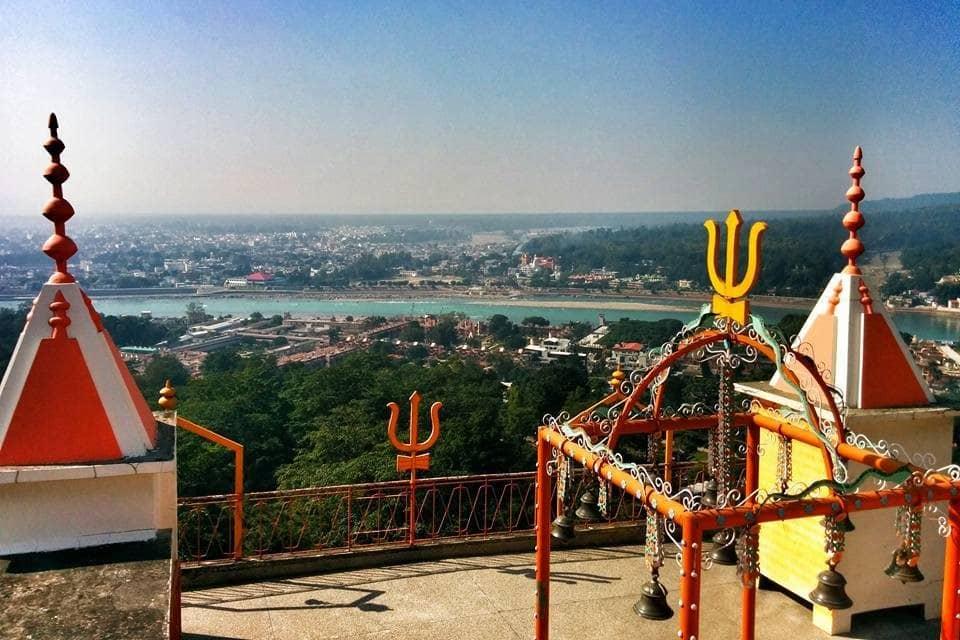 Bhootnath Mandir Rishikesh