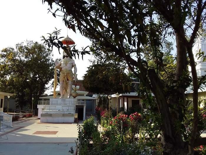 Baba Neem Karoli Ashram Rishikesh Uttarakhand