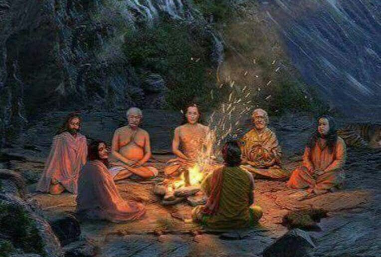 Mahavatar Babaji is Walking Shiva in the Himalayas