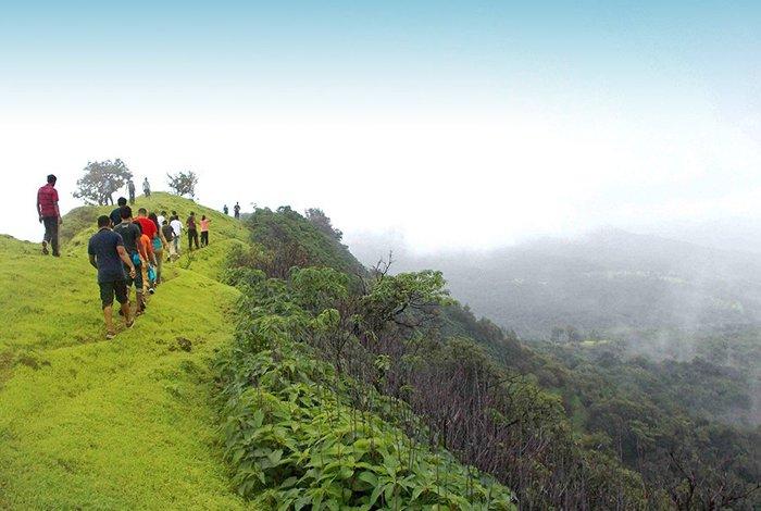 Nagtibba Peak Trek in Himalayas