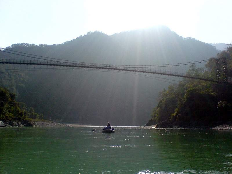 Kaudiyala river rafting