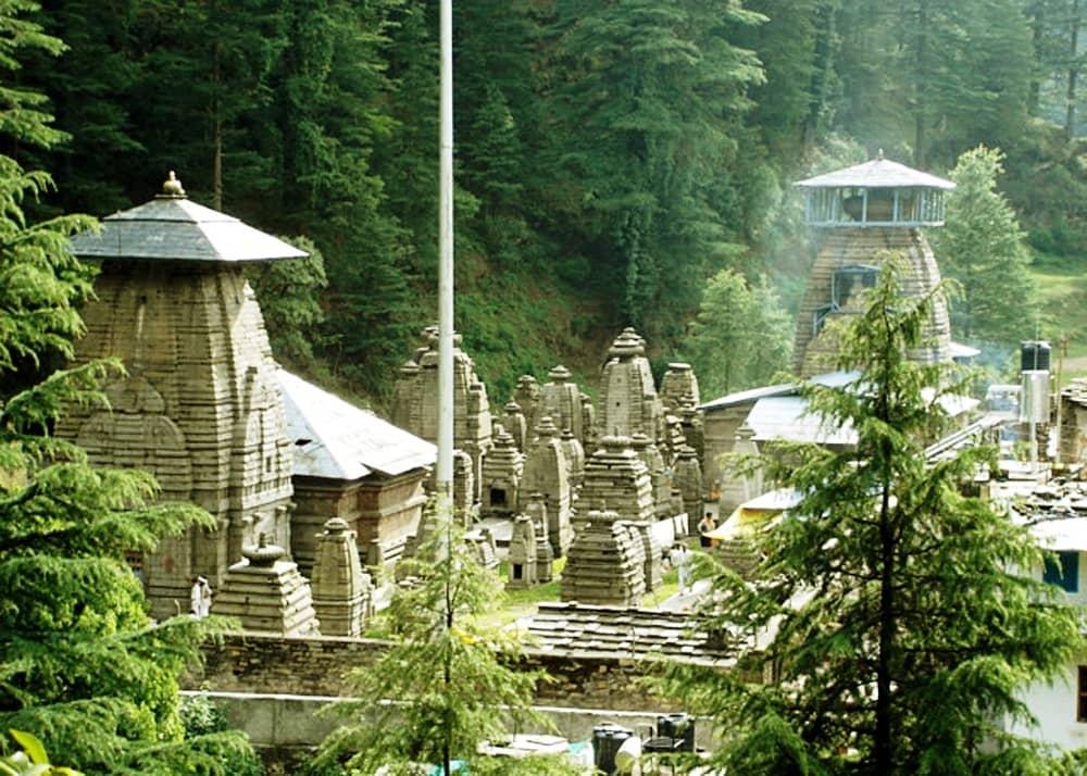Jageshwar Dham Temple Uttarakhand