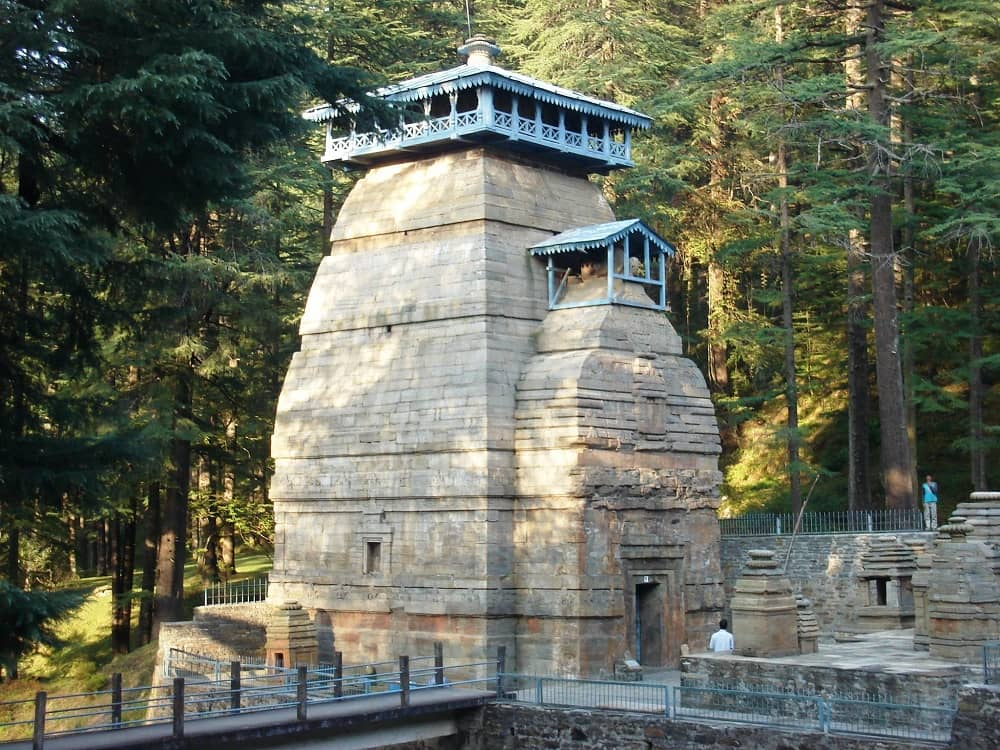 Shiva Temple Jageshwar Dham Uttarakhand