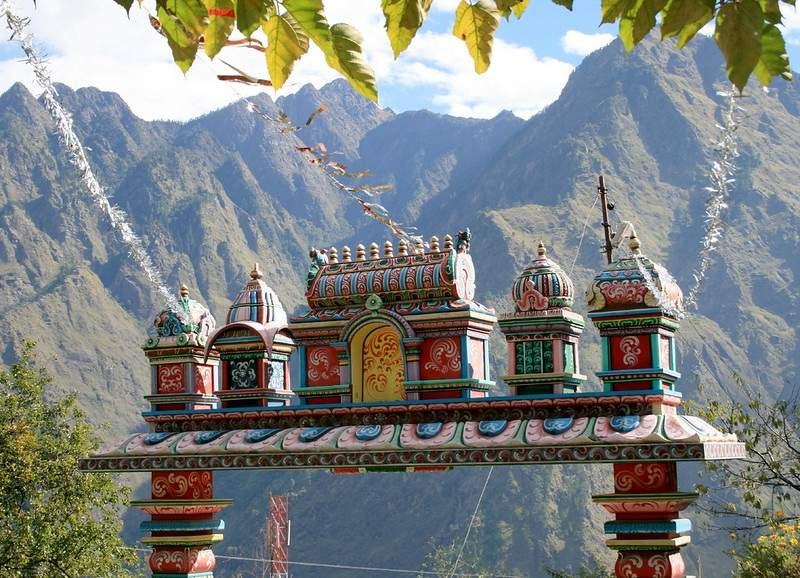 Joshimath Temple Uttarakhand