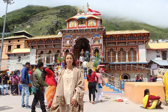 Viaggio in Himalaya Badrinath e grotta di Babaji