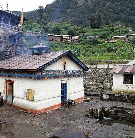 A divine wedding place for the couples-Triyuginarayan Temple