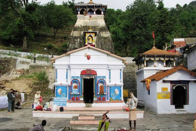 Guptkashi Temple- The shadow of Kashi Vishwanath