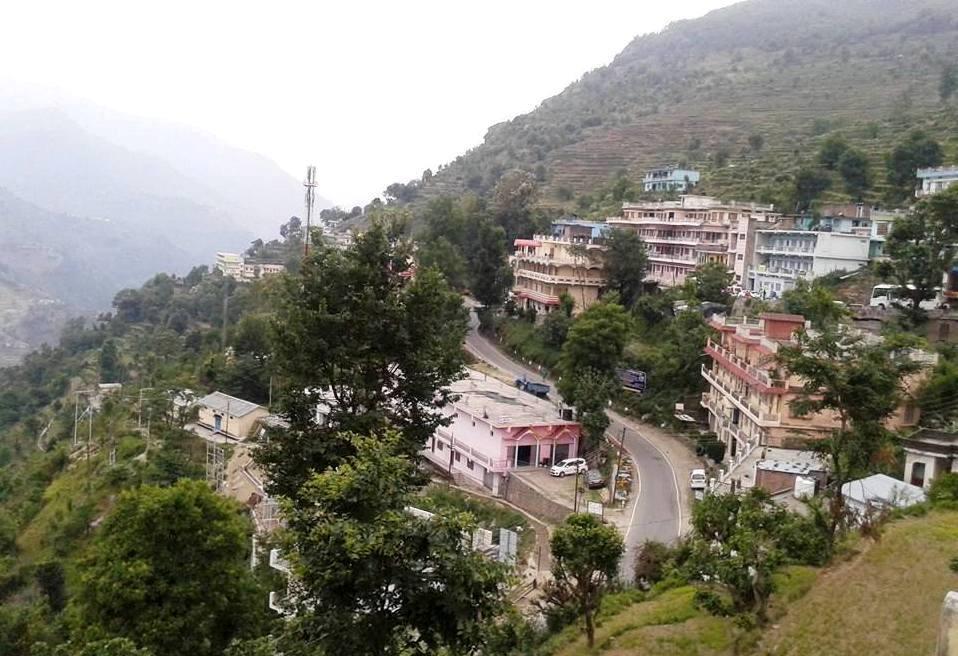 Guptkashi Town, Uttarakhand