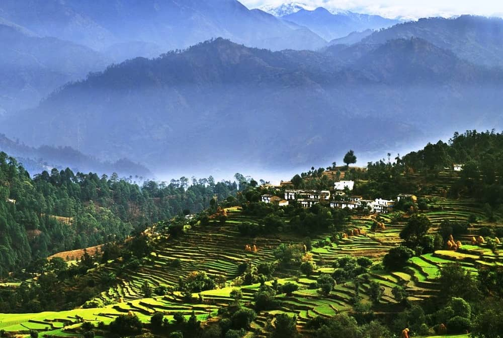 Ranikhet - A Serene Town In The Lap Of Nature