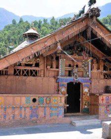 Someshwar Mahadev Temple Where mighty Himalayas escort the almighty God
