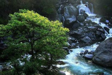 Sonprayag: A conflux point of two holy rivers