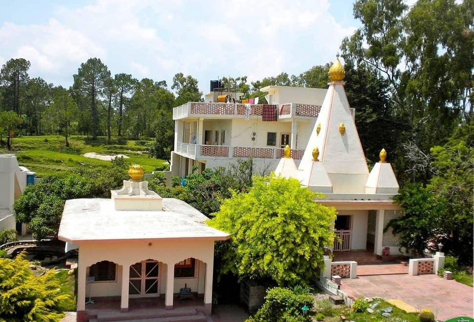 Yogoda Satsanga Society of India Ashram,Dwarahat