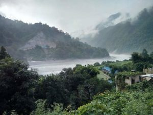 Our Location in Rishikesh
