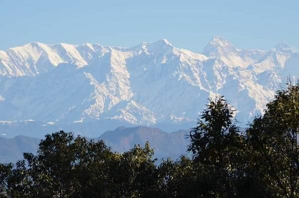 Binsar Himalayan Peak