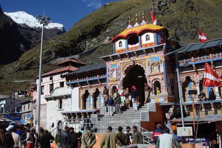 Do Dham Badrinath Kedarnath Yatra Itinerary