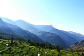 Munsiyari – A little Kashmir of Kumaon Region of Uttarakhand