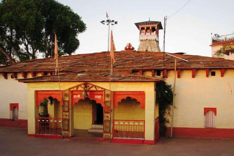 Nanda Devi Temple -A Legendary Temple in the Almora city