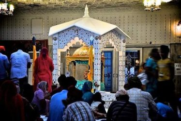 Rishikesh Sikha  Gurudwara:  A Doorway to the Hemkund Sahib
