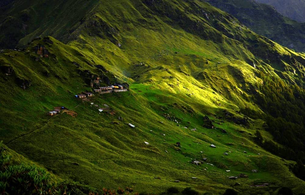 The Bugyals -Natural Grasslands in the Land of Gods- Uttarakhand