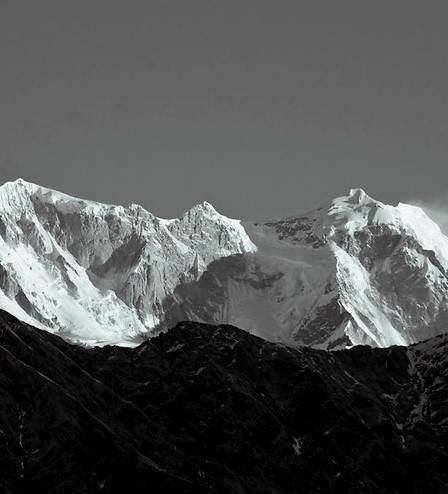 The Legendary Himalayan Holy Mountain Peaks in Uttarakhand
