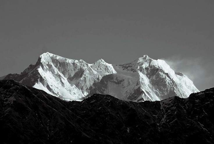 The Legendary Himalayan Holy Mountain Peaks in Uttarakhand