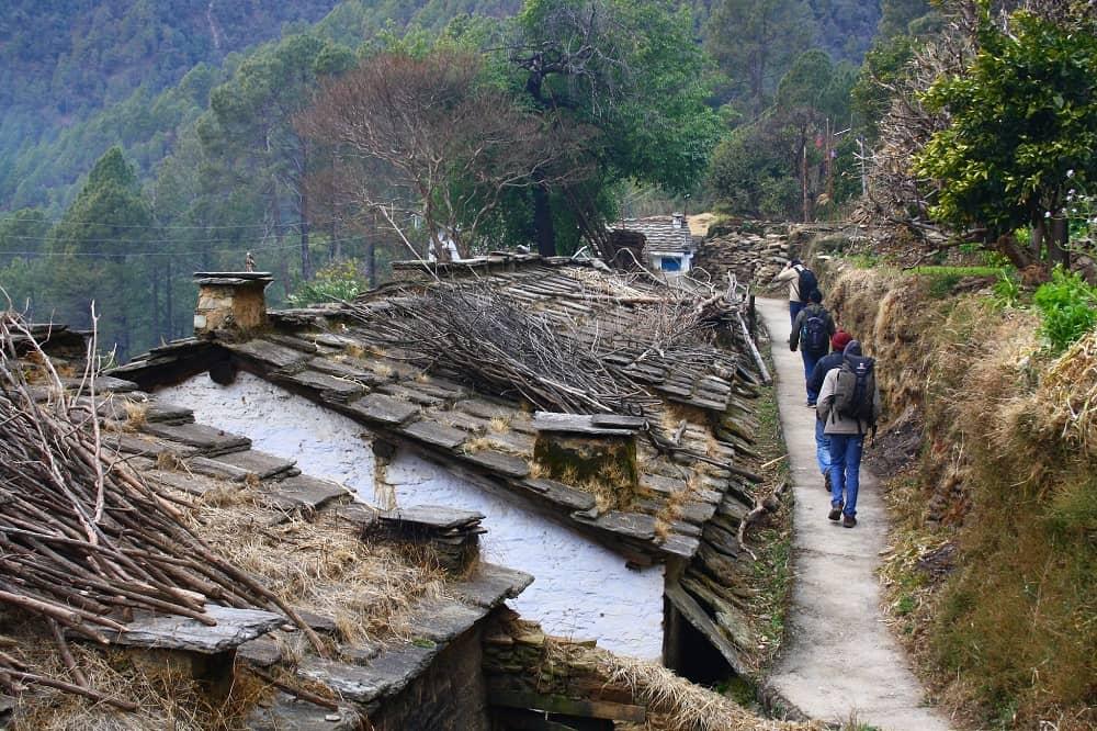 Village Hiking - Binsar