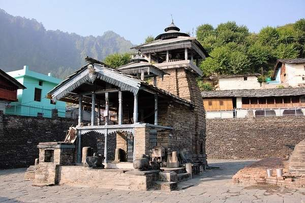Lakha Mandal Temple Dehradun District