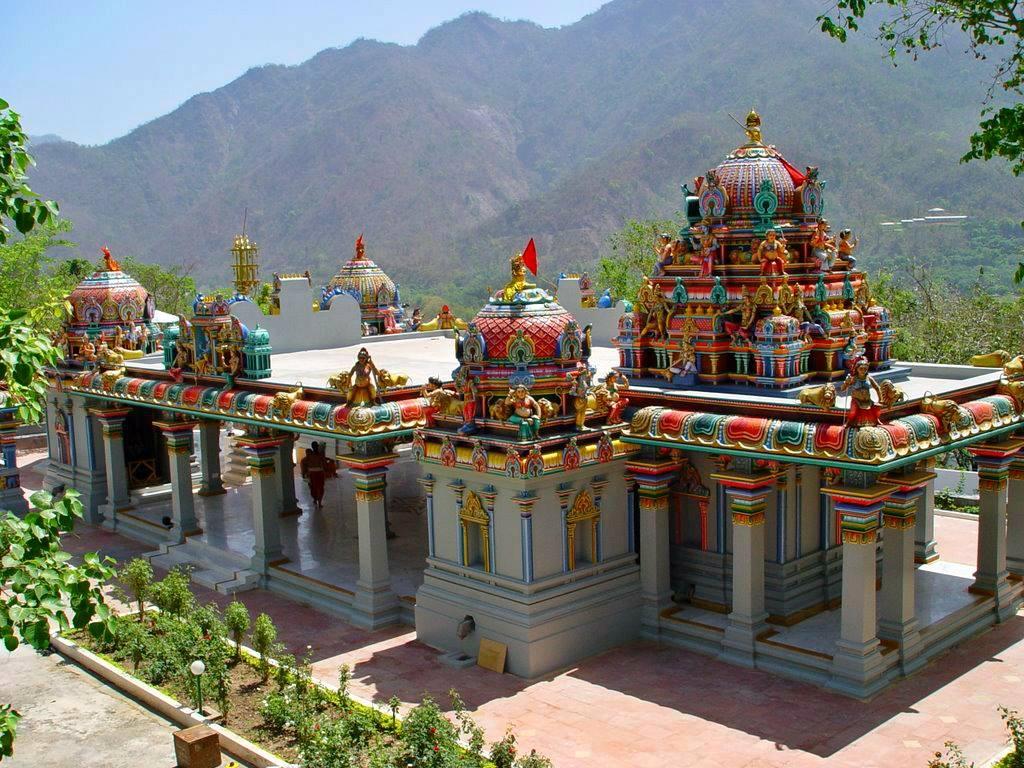 Shree Vithal Ashram & Omkarananda Kamakshi-Devi Mandir