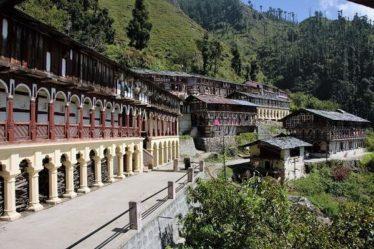 Traditional Jausari Homes Indroli-Kandar, Chakrata