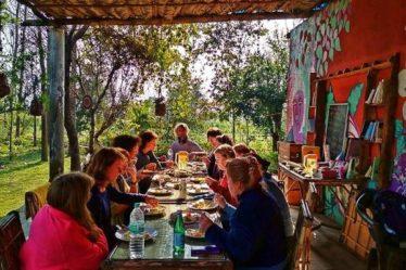 Interesting volunteering Travel in Rishikesh and Uttarakhand