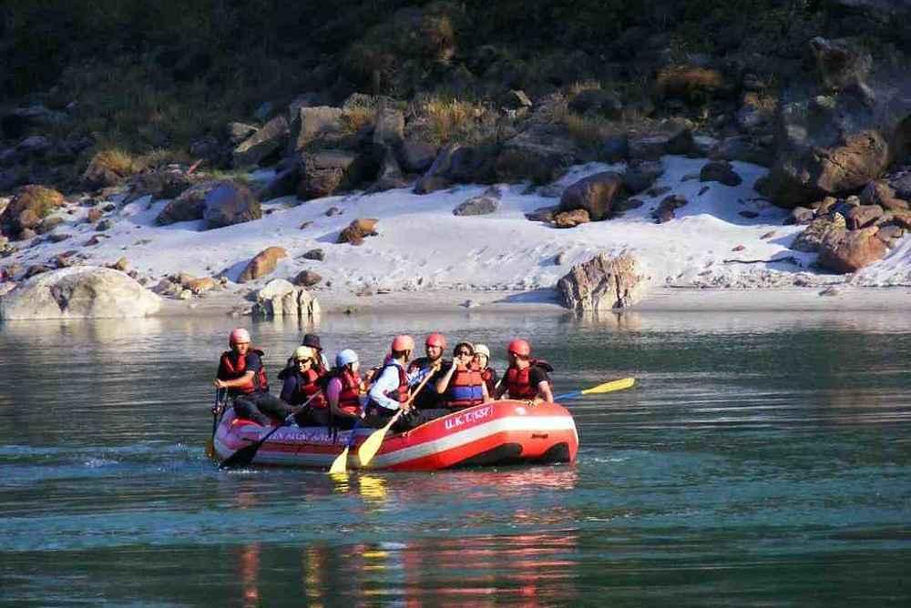 White River Rafting- Adventure Activity in Rishikesh
