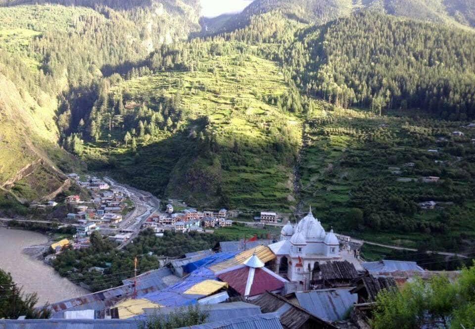 Gangotri Temple Uttarakhand
