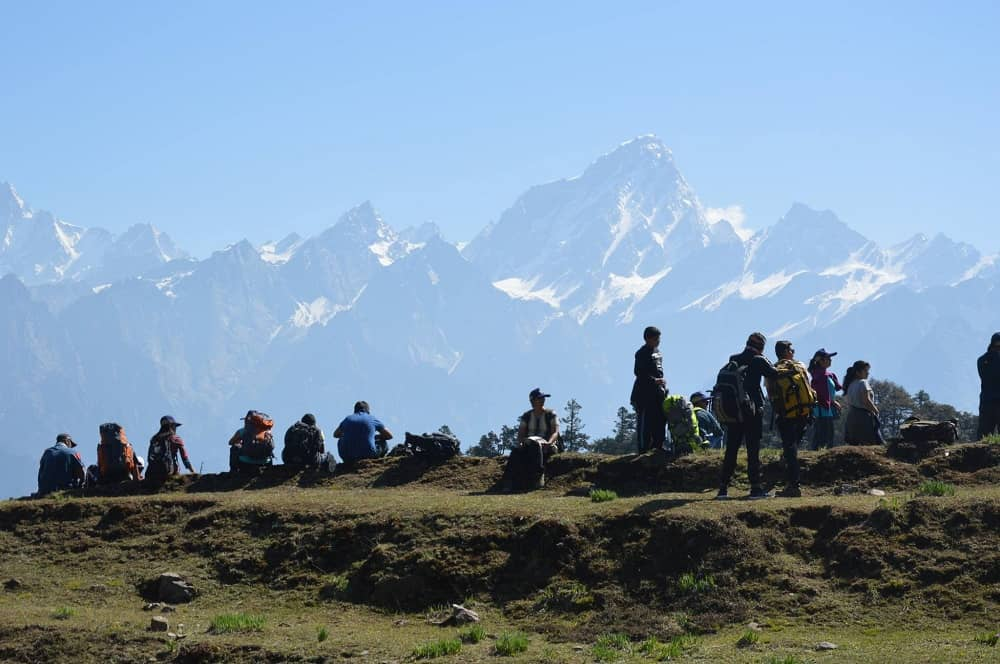 KUARI PASS TREK-Follow the Trail of Lord Curzon from Rishikesh