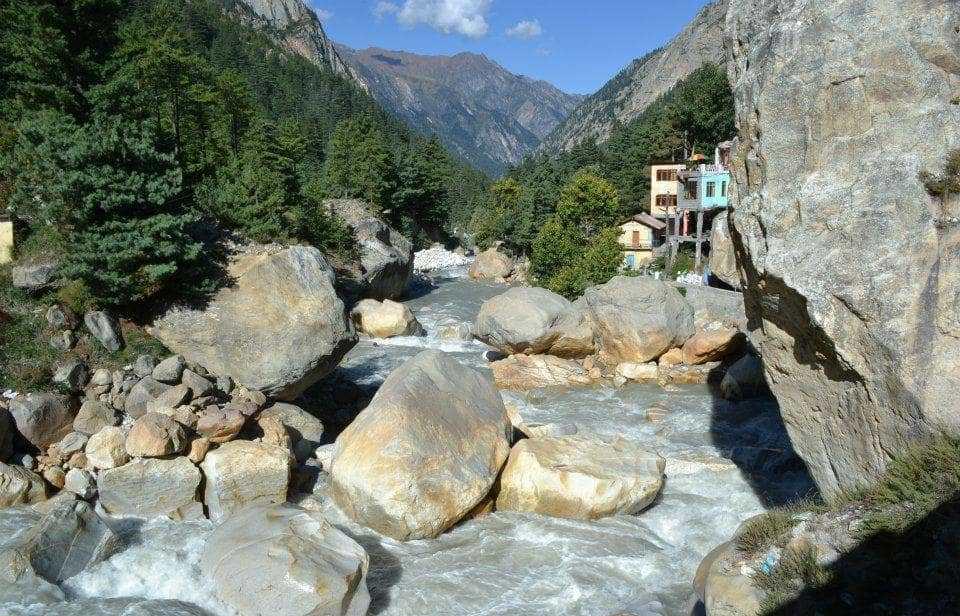 Gangotri - Bhagirathi River