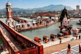 Haridwar- The Holy City of Maha Kumbh Mela Event