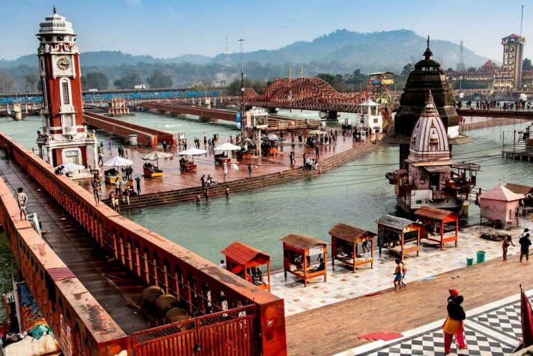 Haridwar- The Holy City of Maha Kumbh Mela Event