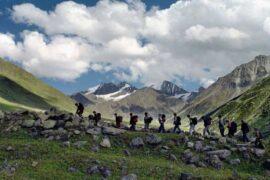 Brahmatal Lake - A Winter Trek in Chamoli District- Uttarakhand