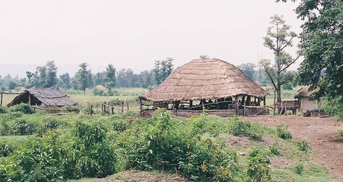Gujjar Trible Village