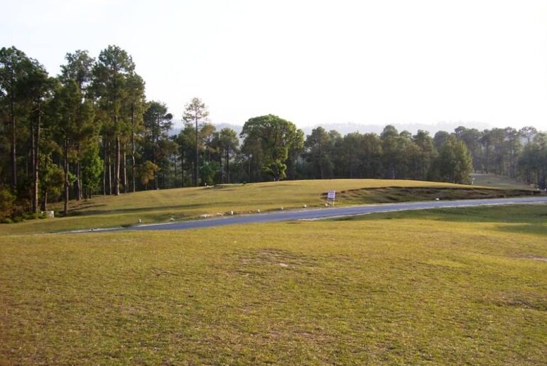 Ranikhet: A High Altitude Golf Course
