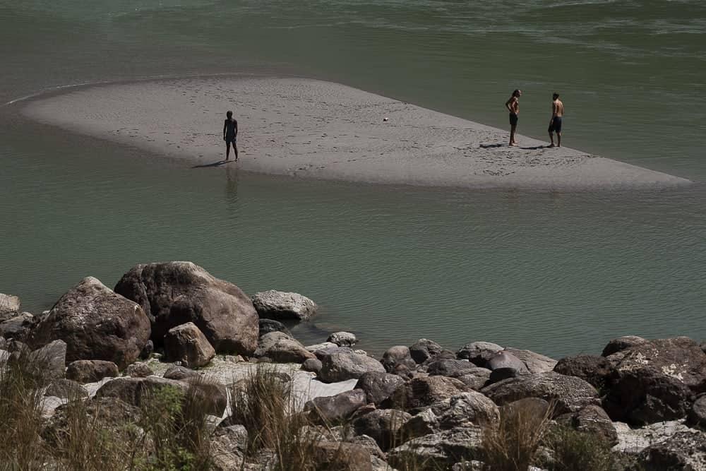 Spiagge di Sabbia Bianca e Scogli