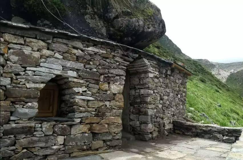 Rudra Cave Uttarakhand