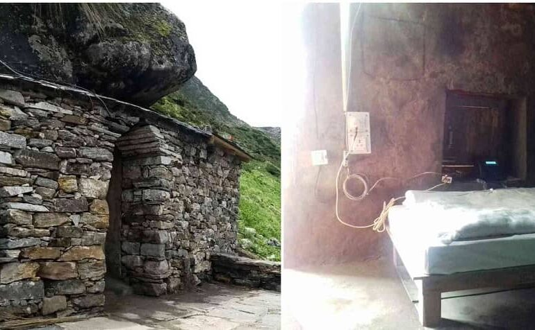 Rudra Meditation Cave at Kedarnath -Facilities -Cost & How To Book