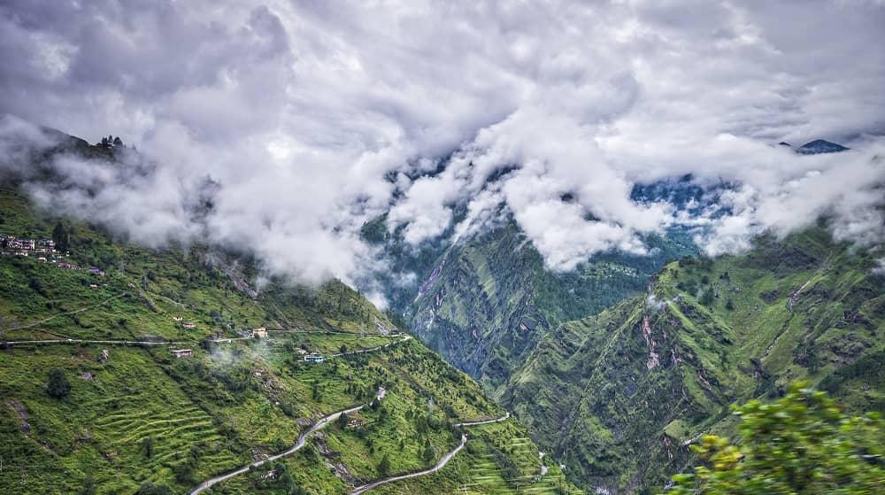 Uttarakhand Himalayas