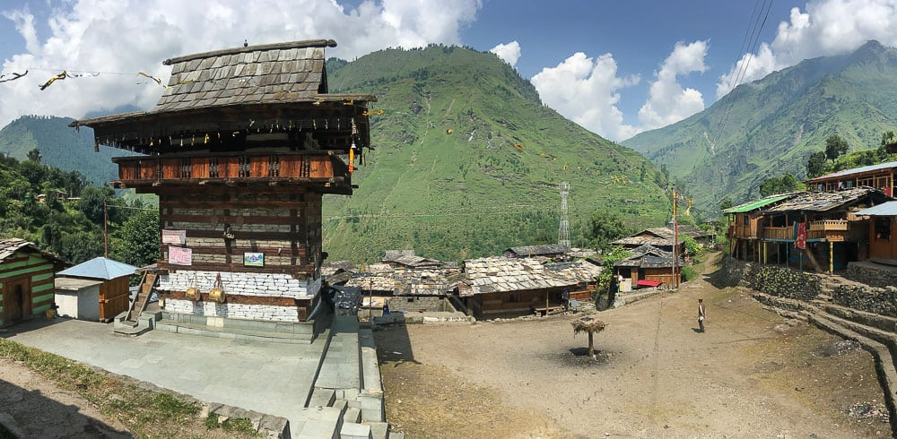 Doni Village- Tons Valley