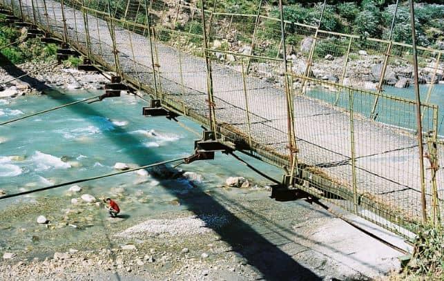 Kali River Dharchula