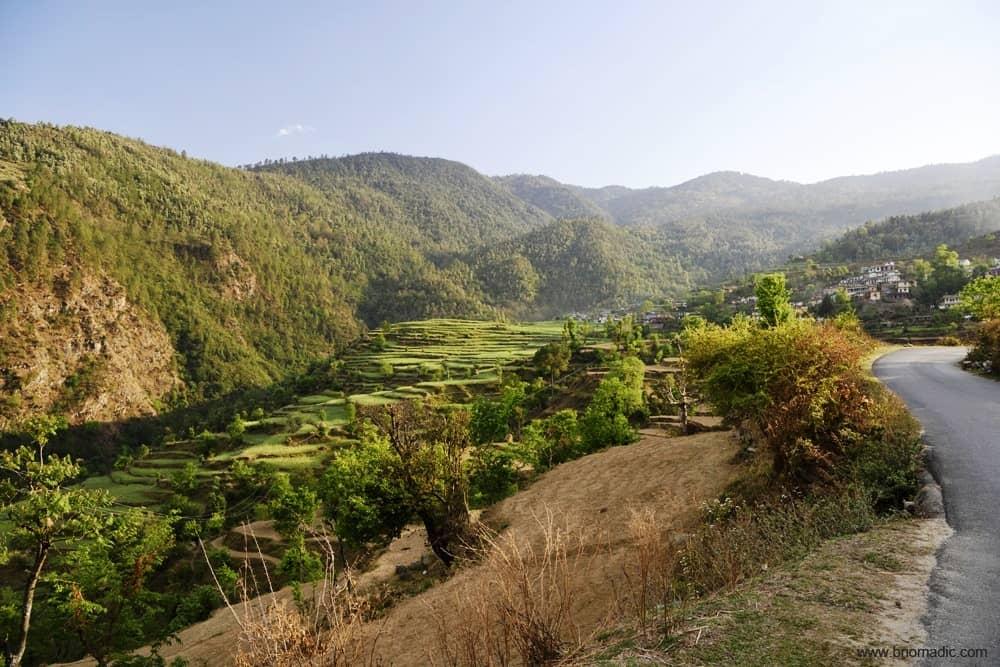Pindar Valley