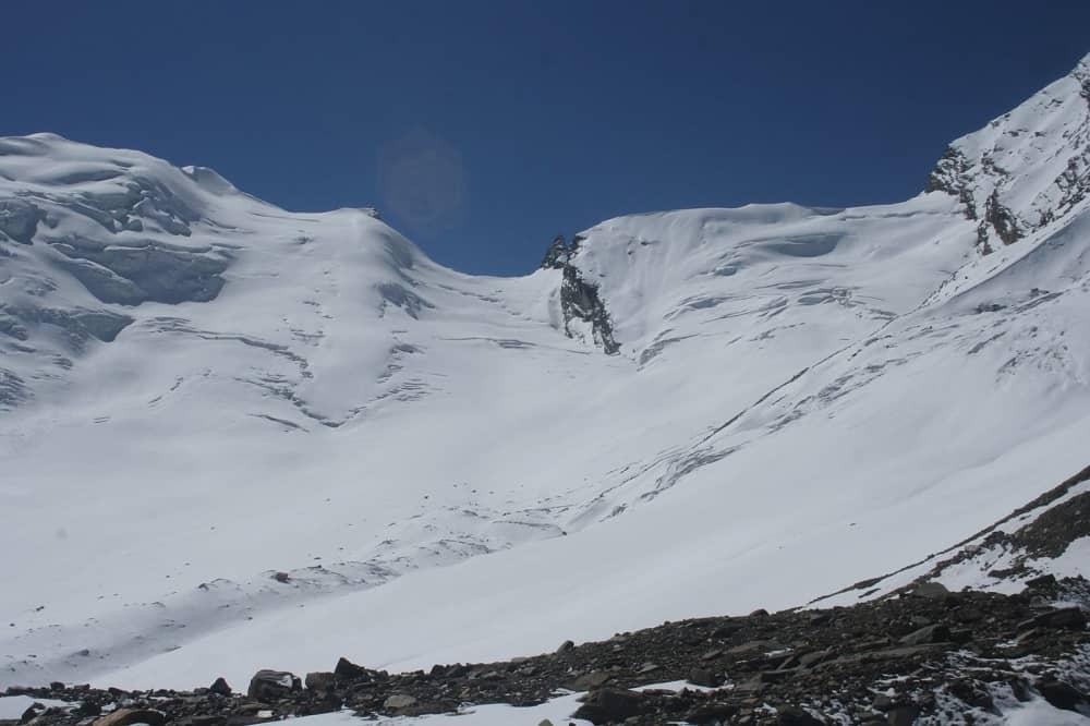 Auden's Col Pass Trek